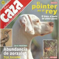 Coleccionismo de Revistas y Periódicos: REVISTA FEDER CAZA Nº 157 (ENERO 1999). Lote 277531308