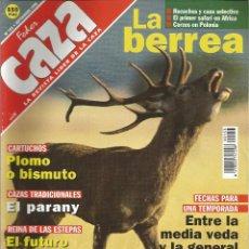 Coleccionismo de Revistas y Periódicos: REVISTA FEDER CAZA Nº 153 (SEPTIEMBRE 1998). Lote 277531418