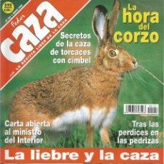 Coleccionismo de Revistas y Periódicos: REVISTA FEDER CAZA Nº 161 (MAYO 1999). Lote 277531528