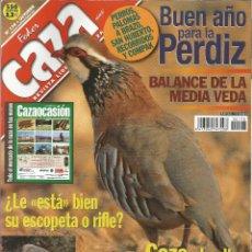 Coleccionismo de Revistas y Periódicos: REVISTA FEDER CAZA Nº 178 (OCTUBRE 2000). Lote 277531798