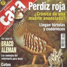 Coleccionismo de Revistas y Periódicos: REVISTA FEDER CAZA Nº 173 (MAYO 2000). Lote 277532423