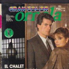 Coleccionismo de Revistas y Periódicos: ORNELA GRAN COLOR - Nº 128 / 1987 - LANCIO FILM. Lote 277611238
