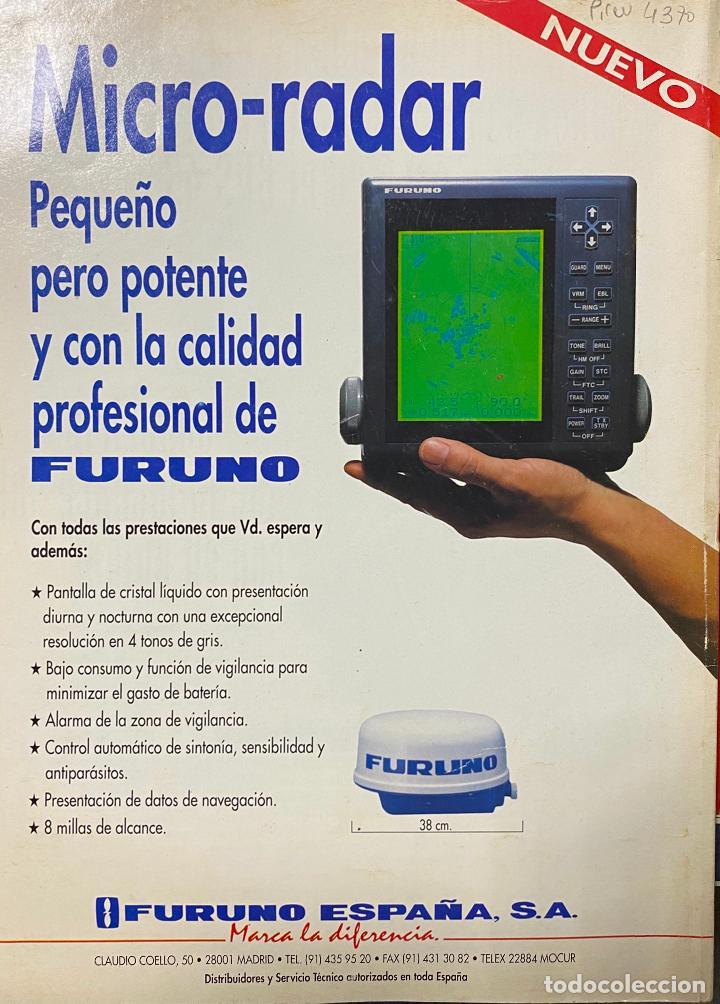 Coleccionismo de Revistas y Periódicos: REVISTA NAUTICA. N.º 66. NOVIEMBRE, 1994. - Foto 2 - 277638343