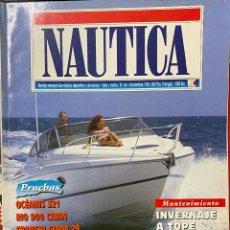 Coleccionismo de Revistas y Periódicos: REVISTA NAUTICA. N.º 66. NOVIEMBRE, 1994.. Lote 277638343