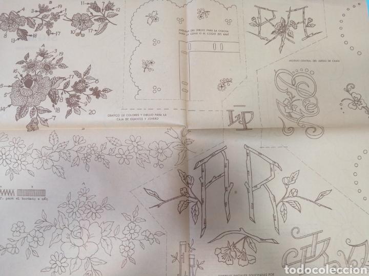 Coleccionismo de Revistas y Periódicos: Revista Sigma n°26 0toño 1962 Con Suplemento de Bordados - Foto 5 - 277683068