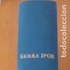 Coleccionismo de Revistas y Periódicos: REVISTA SERRA D'OR - TOMO ENCUADERNADO AÑO 1969. Lote 277830163