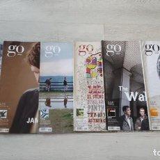 Coleccionismo de Revistas y Periódicos: REVISTAS DE MÚSICA GO MAG. Lote 278193003