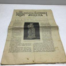 Coleccionismo de Revistas y Periódicos: REVISTA ILUSTRADA JORBA - GLEVA OSONA Nº 166-CORONACIO DE LA MARE DE DEU DE LA GLEVA. Lote 278339518