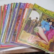 Coleccionismo de Revistas y Periódicos: BLANCANIEVES (23 TOMOS)FASCÍCULO SEMANAL W8337. Lote 278341098