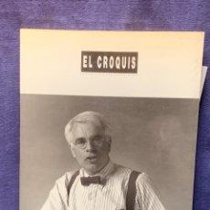 Coleccionismo de Revistas y Periódicos: REVISTA EL CROQUIS Nº41 PETER EISENMAN 1989 MADRID REVISTA ARQUITECTURA 34X24CMS. Lote 278404333
