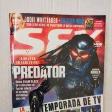 Coleccionismo de Revistas y Periódicos: REVISTA SFX Nº 10. PREDATOR, DR. WHO, KAMERON HURLEY, TV.... Lote 278487983