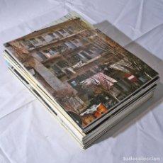 Coleccionismo de Revistas y Periódicos: 15 REVISTAS VILLA DE MADRID, AÑOS 70. Lote 278519678