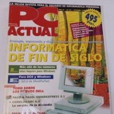 Coleccionismo de Revistas y Periódicos: REVISTA DE INFORMÁTICA PROFESIONAL PC ACTUAL N ° 46 OCTUBRE 1993 VNU PUBLICACIONES. Lote 278571938
