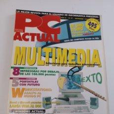Coleccionismo de Revistas y Periódicos: REVISTA DE INFORMÁTICA PROFESIONAL PC ACTUAL N ° 47 NOVIEMBRE 1993 VNU PUBLICACIONES. Lote 278572203