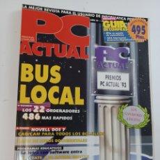 Coleccionismo de Revistas y Periódicos: REVISTA DE INFORMÁTICA PROFESIONAL PC ACTUAL N ° 48 DICIEMBRE 1993 VNU PUBLICACIONES. Lote 278573353