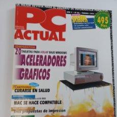 Coleccionismo de Revistas y Periódicos: REVISTA DE INFORMÁTICA PROFESIONAL PC ACTUAL N ° 50 FEBRERO 1994 VNU PUBLICACIONES. Lote 278574263