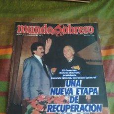 Coleccionismo de Revistas y Periódicos: MUNDO OBRERO AÑO 1983 N. 260. Lote 278694313