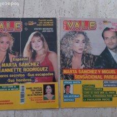 Coleccionismo de Revistas y Periódicos: REVISTAS NUEVO VALE 1991. Lote 278761923