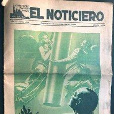Coleccionismo de Revistas y Periódicos: EL NOTICIERO / ZARAGOZA 1940 / AÑO DE LA VICTORIA / XIX CENTENARIO VIRGEN DEL PILAR / 20 PÁGINAS. Lote 278815923
