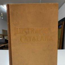 """Colecionismo de Revistas e Jornais: REVISTA """"LA ILUSTRACIÓ CATALANA"""" AÑO 1912 ENCUADERNADO COMPLETO. Lote 278880588"""