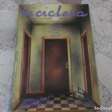 Coleccionismo de Revistas y Periódicos: BICICLETA, COMUNICACION LIBERTARIA, Nº 23-24 EXTRA, CONGRESO CNT, HISTORICOS VERSUS RENOVADOS. Lote 278921743