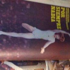 Colecionismo de Revistas e Jornais: REVISTA CLARIN N 12073 NADIA COMANECI ATLETA ROMANIA 1979. Lote 279296478