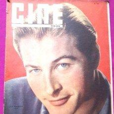 Colecionismo de Revistas e Jornais: REVISTA CINE AVENTURAS N 530 BAJO LAS OLAS LEX BARKER ED. 1957. Lote 279304928