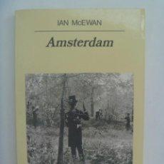 Coleccionismo de Revistas y Periódicos: AMSTERDAM , DE IAN MCEWAN . ANGRAMA, 1999. Lote 279406748