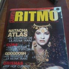 Coleccionismo de Revistas y Periódicos: REVISTA MUSICAL PLANETA RITMO + CD. Lote 279749263