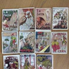 Collezionismo di Riviste e Giornali: 11 NUMEROS LA RONDALLA CATALANA. Lote 280264448