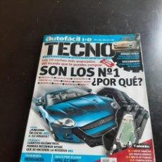 Coleccionismo de Revistas y Periódicos: AUTOFACIL. Lote 280894988