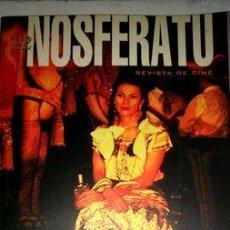 Coleccionismo de Revistas y Periódicos: NOSFERATU ARTURO RIPSTEIN REVISTA ILUSTRADA ESPANOLA. Lote 282100018