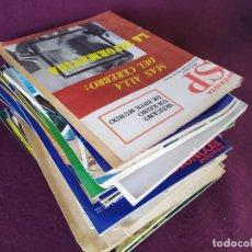 Coleccionismo de Revistas y Periódicos: LOTE CON MÁS DE 30 REVISTAS DE ECONOMÍA DE LOS 1970´S, ACTUALIDAD ECONÓMICA Y OTRAS. Lote 282185588