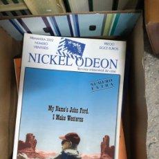 Colecionismo de Revistas e Jornais: REVISTA TRIMESTRAL DE CINE NICKEL ODEON 26 - 2002 - JOHN FORD. Lote 284642458