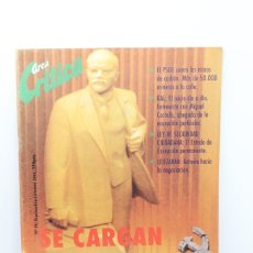 Collectionnisme de Revues et Journaux: REVISTA IZQUIERDA AREA CRITICA Nº 39 SEPTIEMBRE OCTUBRE 1991. Lote 285193758