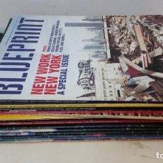 Coleccionismo de Revistas y Periódicos: LOTE DE 19 NÚMEROS DE LA REVISTA BLUEPRINT ARCHITECTURE, DESIGN & CONTEMPORARY CULTURE. Lote 285312053