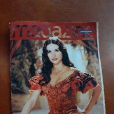 Coleccionismo de Revistas y Periódicos: REV MAGAZINE 10/1998 PENELOPE CRUZ..RPTJE.ESPACIO-PEDRO LUQUE,MALDITA POR SE MUJER. Lote 27599557