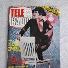 Colecionismo de Revistas e Jornais: REVISTA TELE RADIO 1513 MIGUEL RIOS LIZA MINELLI AMAYA FALCON CREST CONCHA VELASCO TIP Y COLL +. Lote 286051228