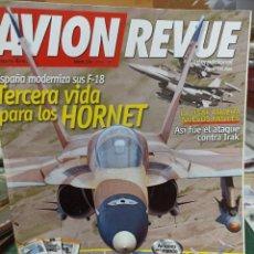 Colecionismo de Revistas e Jornais: AVIÓN REVUE. N.226. ABRIL 2001. Lote 286144013