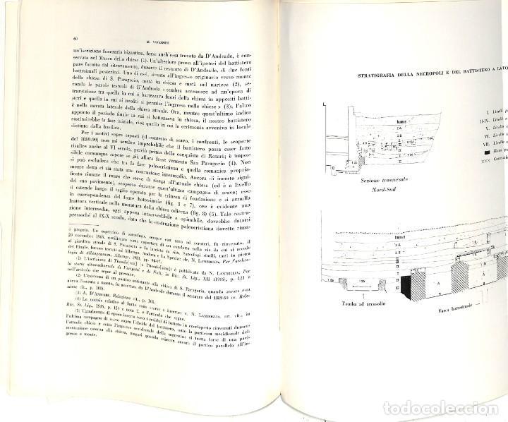 Coleccionismo de Revistas y Periódicos: Rivista di Studi Liguri Revista de Prehistoria. Edad Antigua. Arqueología - Foto 4 - 286460193