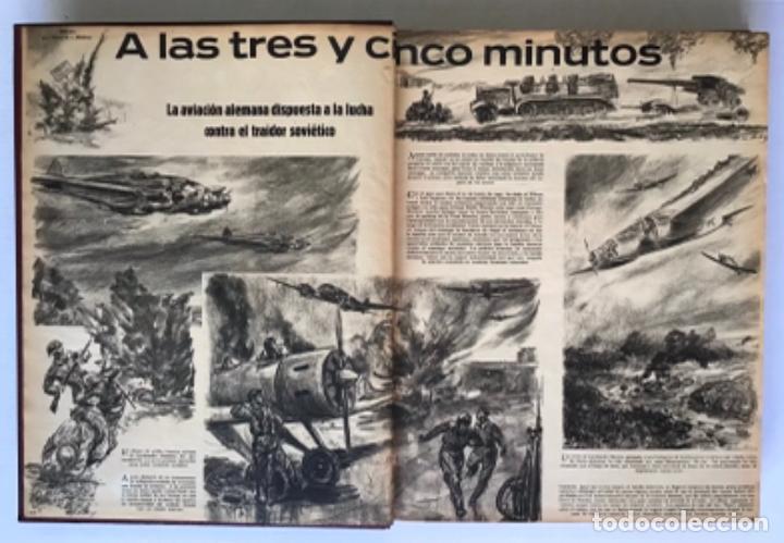 Coleccionismo de Revistas y Periódicos: DER ADLER. - [Revista.] - Foto 3 - 286630508