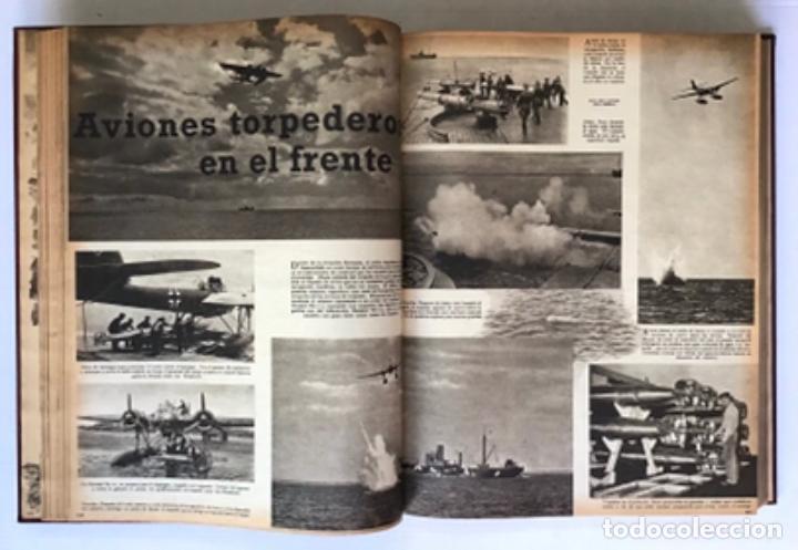 Coleccionismo de Revistas y Periódicos: DER ADLER. - [Revista.] - Foto 4 - 286630508