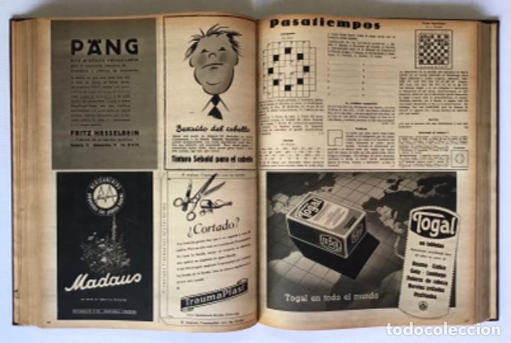 Coleccionismo de Revistas y Periódicos: DER ADLER. - [Revista.] - Foto 6 - 286630508