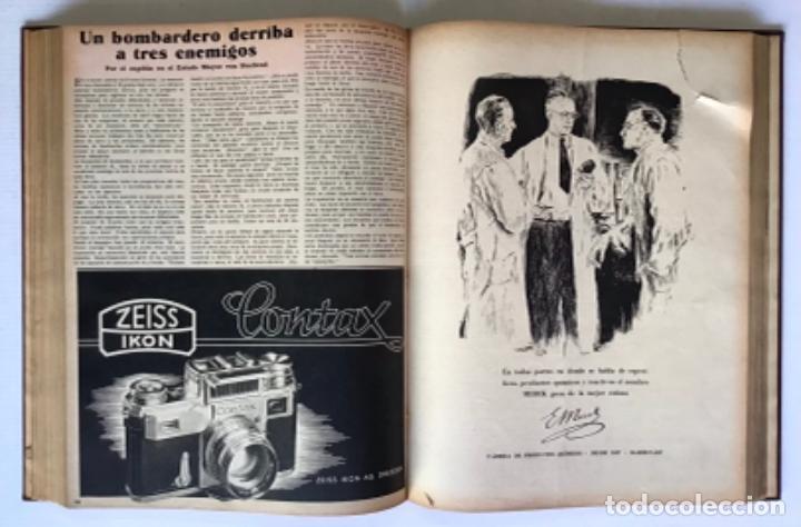 Coleccionismo de Revistas y Periódicos: DER ADLER. - [Revista.] - Foto 7 - 286630508