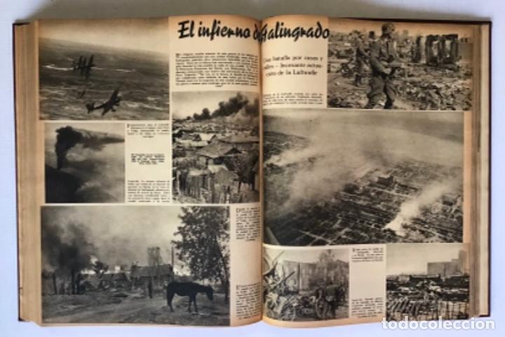 Coleccionismo de Revistas y Periódicos: DER ADLER. - [Revista.] - Foto 8 - 286630508