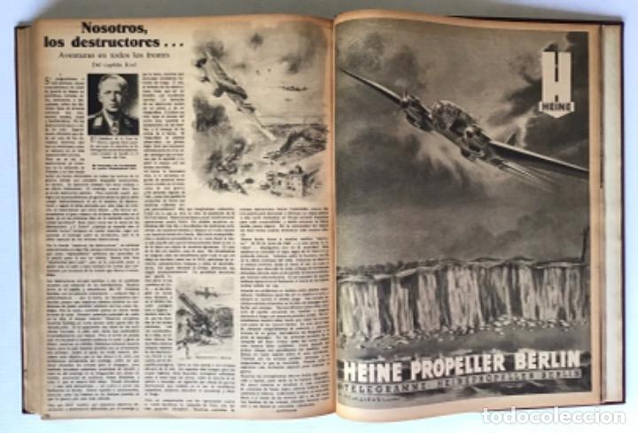 Coleccionismo de Revistas y Periódicos: DER ADLER. - [Revista.] - Foto 9 - 286630508