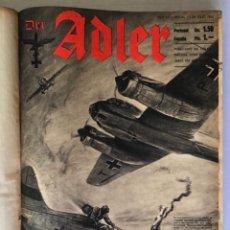 Coleccionismo de Revistas y Periódicos: DER ADLER. - [REVISTA.]. Lote 286630508
