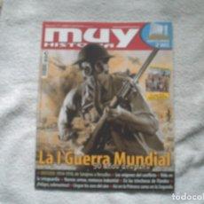 Collezionismo di Riviste e Giornali: MUY HISTORIA Nº 17. Lote 286979193