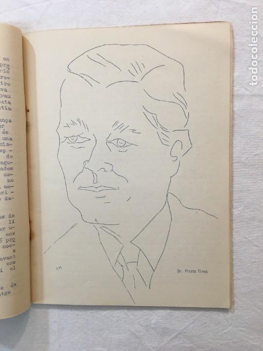 Coleccionismo de Revistas y Periódicos: Revista Atrio nº 4 y último. Filosofía y Letras. Barcelona, 1960. - Foto 3 - 286996488
