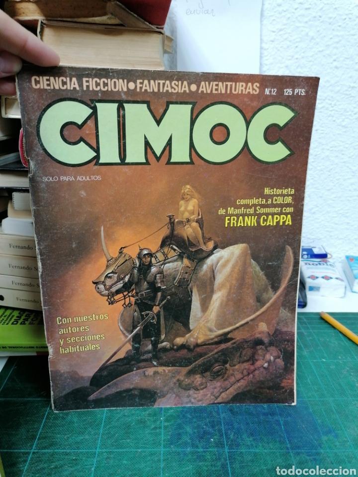 CIMOC, Nº 12 (Coleccionismo - Revistas y Periódicos Modernos (a partir de 1.940) - Otros)